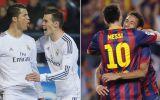 YouTube: Cristiano Ronaldo y Bale vs. Lionel Messi y Neymar