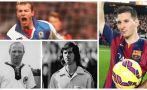 Lionel Messi y los otros goleadores de las ligas europeas