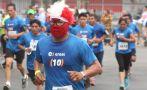 Entel10: las imágenes que dejó la carrera en Lima
