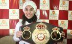 Linda Lecca defiende su título mundial supermosca en Ica
