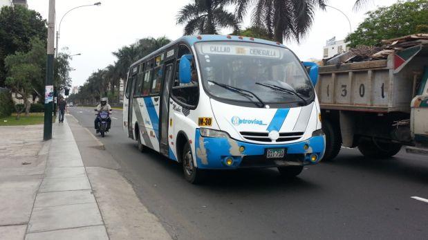 Buses del corredor Javier Prado competirían con otras 97 rutas