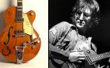 Guitarra de John Lennon fue subastada en casi 600 mil dólares