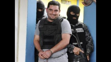 """Miss Honduras: """"No soy culpable, estoy de luto"""", dice acusado"""