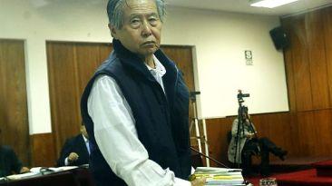 Corte Suprema ve mañana pedido para revisar condena a Fujimori
