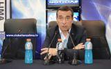 """Sanguinetti: """"Los jugadores demostraron que hay rebeldía"""""""