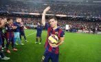 """""""Lionel Messi es el mejor jugador que vi"""", por Daniel Peredo"""