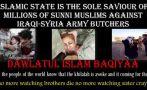 Estado Islámico usa imagen pornográfica para ganar seguidores