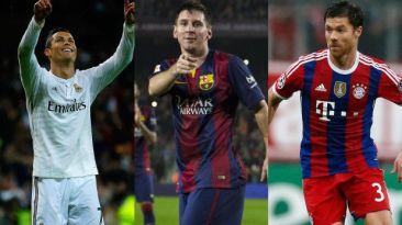 Champions League: partidos, hora y canal de esta semana