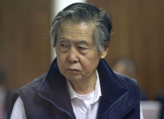 Alberto Fujimori: PJ rechazó su pedido de revisión de sentencia