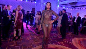 AMA's 2014: los vestidos más llamativos de la alfombra roja