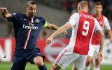 PSG vs. Ajax: Zlatan Ibrahimovic lucha por la Champions League