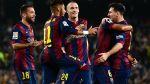 Messi es el máximo goleador en la historia de la Liga española - Noticias de camp nou