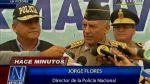 Urresti ataca a El Comercio pero PNP confirma datos sobre Terna - Noticias de interior oscar valdes