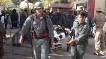 Afganistán: Atentado suicida en torneo de vóley deja 50 muertos - Noticias de vóley