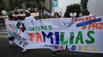 Jóvenes marchan en contra de la violencia [Fotos] - Noticias de arequipa