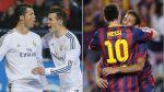 YouTube: Cristiano Ronaldo y Bale vs. Lionel Messi y Neymar - Noticias de madrid