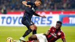 AC Milan vs. Inter de Milán: empataron 1-1 en derbi por Serie A - Noticias de walter mazzarri