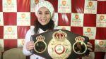 Linda Lecca defiende su título mundial supermosca en Ica - Noticias de