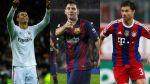Champions League: partidos, hora y canal de esta semana - Noticias de real madrid