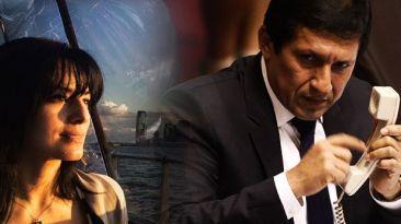 Víctor Isla evadió las preguntas sobre Patricia Robinson