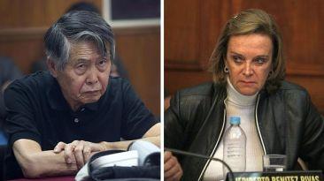 """""""A Alberto Fujimori lo quieren sacar en un cajón de la cárcel"""""""
