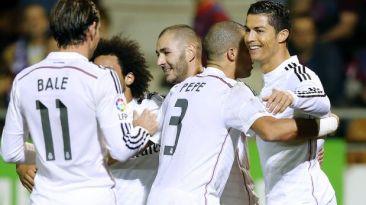 Real Madrid vs. Basilea: por la fecha 5 de  Champions League