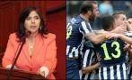 Twitter: Alianza recibió apoyo de ministra Ana Jara