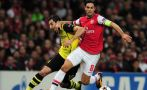 Arsenal vs. Borussia Dortmund: 'gunners' ganan 2-0 en Champions