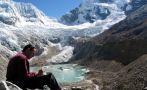 """""""Debe destinarse más recursos al estudio de los glaciares"""""""
