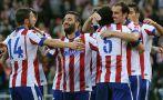 Atlético de Madrid vs. Olympiacos: españoles ganan 1-0 en casa