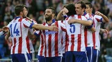 Atlético de Madrid vs. Olympiacos: locales buscan clasificación