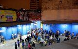 'El Hueco' luce nuevas medidas de seguridad tras cierre [FOTOS]