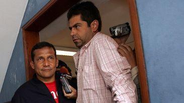 Ollanta Humala intenta desmarcase de Martín Belaunde Lossio