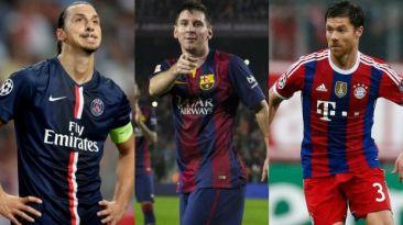 Champions League: mira todos los resultados del día