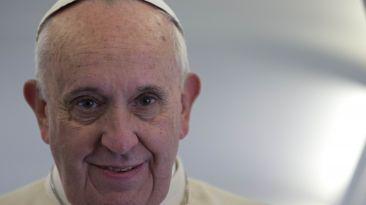 El Papa Francisco no descarta dialogar con el Estado Islámico