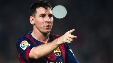 Lionel Messi con 'hat trick' superó a Raúl en Champions League
