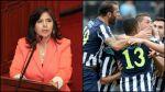 Twitter: Alianza recibió apoyo de ministra Ana Jara - Noticias de utc