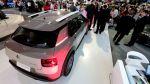 Motorshow: Citroën se renueva y nos muestra el C4 Cactus - Noticias de marcas de relojes