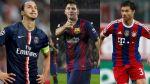 Champions League: mira todos los resultados del día - Noticias de en vivo