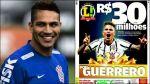 Paolo Guerrero y Corinthians cerca de llegar a un acuerdo - Noticias de paolo guerrero