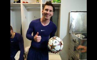 Facebook: Messi alcanzó un nuevo récord y esto es lo que piensa