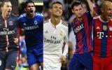 Champions League: las tablas de posiciones en la fecha 5