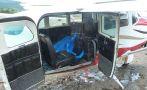 Avioneta boliviana caída en el Vraem tenía 356 kilos de cocaína