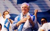 Tabaré Vázquez, el favorito a ganar las elecciones en Uruguay