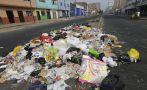 La contaminación es el tercer problema más grave en Lima