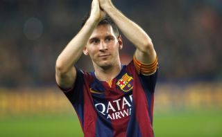 Messi y una semana fantástica en Barcelona