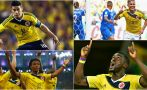 Copa América 2015: cracks colombianos que enfrentarían a Perú