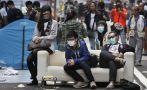 Hong Kong detuvo a líderes estudiantiles clave en las protestas