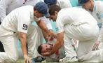 YouTube: jugador de cricket quedó en coma tras recibir pelotazo
