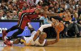 NBA: el imperdible pase de este jugador del Miami Heat (VIDEO)